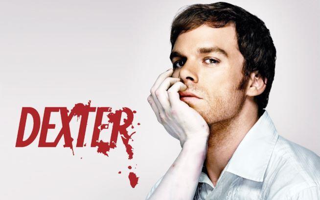 Un'immagine promozionale della serie Dexter