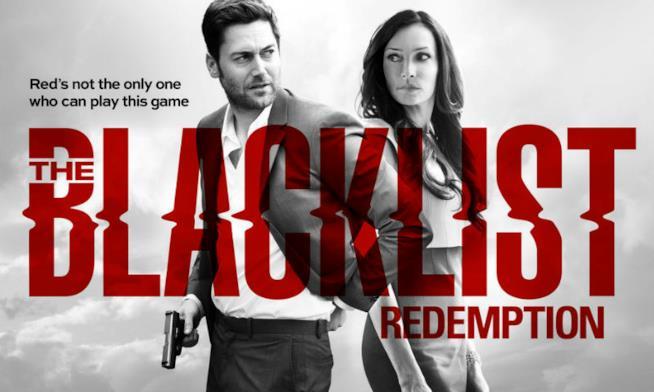 The Blacklist Redemption: ecco il poster