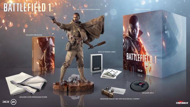 Battlefield 1, tutte le versioni