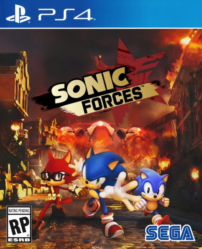 Sonic Forces, una delle ultime avventure dell'eroe SEGA