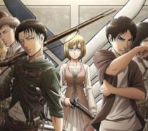 L'Attacco dei Giganti: il banner ufficiale della terza stagione dell'anime