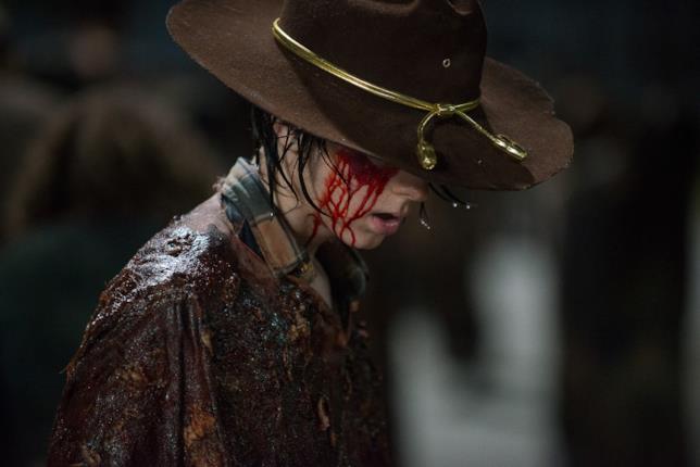 Carl ferito