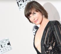 Milla Jovovich a un evento ufficiale