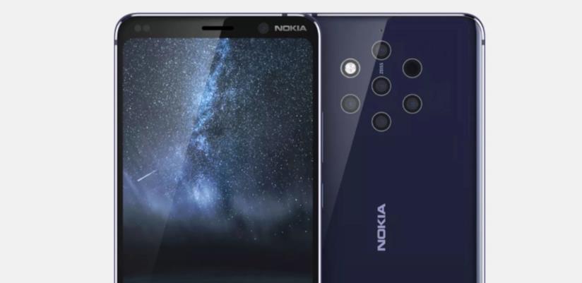 Una immagine trapelata in rete mostra in anteprima il nuovo Nokia 9