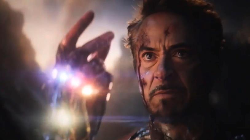 L'atto finale di Iron Man in Avengers: Endgame