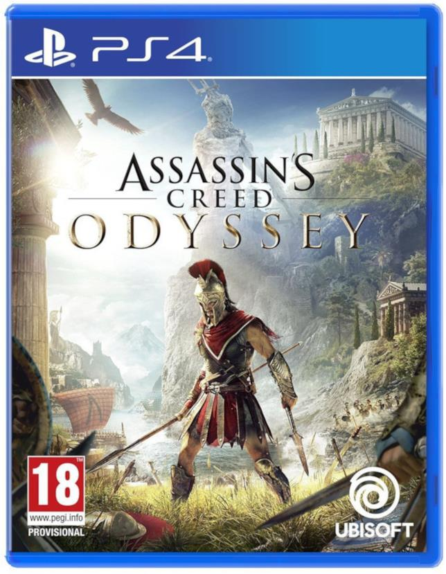 Immagine stampa di Assassin's Creed Odyssey - PlayStation 4