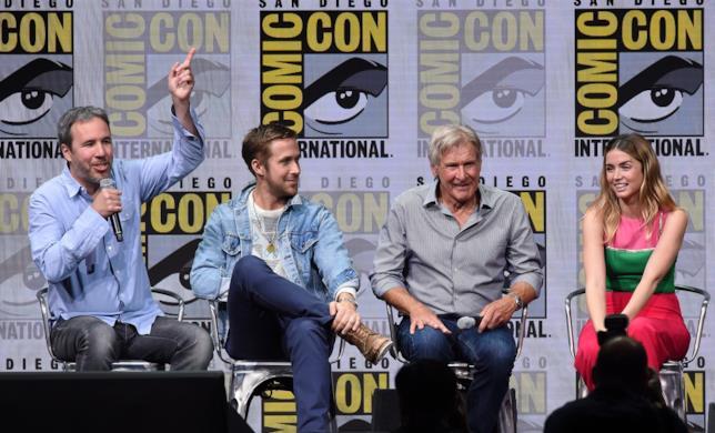Denis Villeneuve al Comic-Con di San Diego 2017