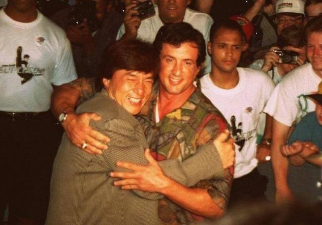 Jackie Chan e Sylvester Stallone nel thriller d'azione Ex-Baghdad