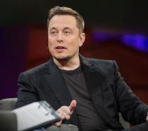 Elon Musk, fondatore di Space X e cofondatore di Tesla