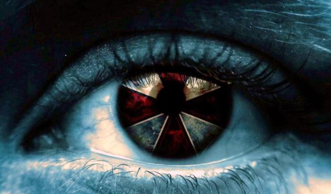 L'occhio simbolo del franchise di Resident Evil