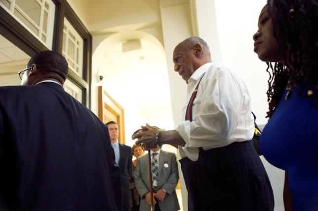 Bill Cosby dopo la sentenza