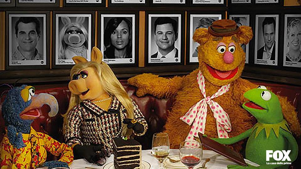 I Muppet tornano in TV dopo oltre 30 anni di assenza con un programma interamente dedicato a loro.