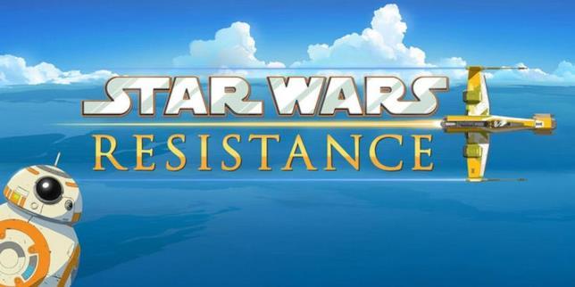 Poster di Star Wars Resistance