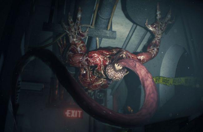 Il Licker fa ancora più paura in Resident Evil 2 Remake