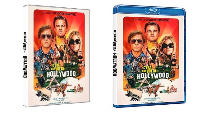 C'era una volta…a Hollywood - in edizione Home Video nei formati DVD e Blu-ray