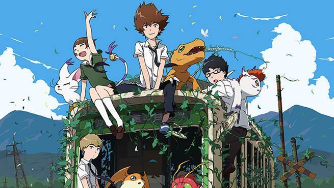 Digimon Adventure Tri i protagonisti adolescenti
