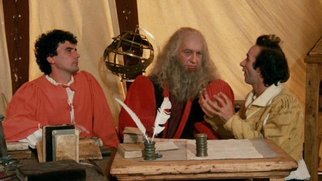 Saverio e Mauro ridicolizzano il genio Leonardo
