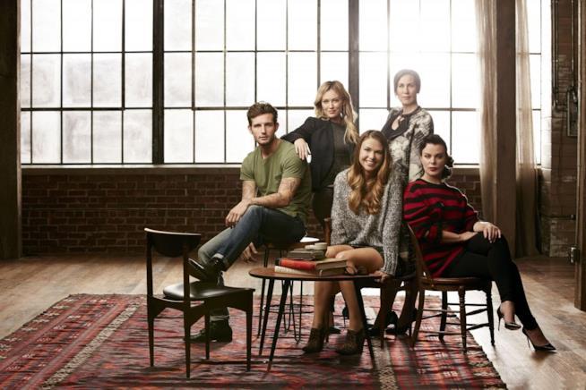 Il cast di Younger