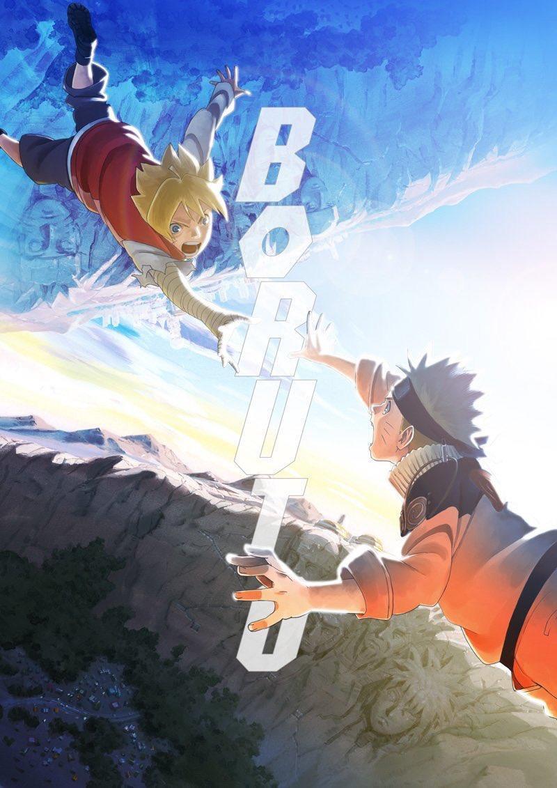 Naruto 20 anni anime Boruto