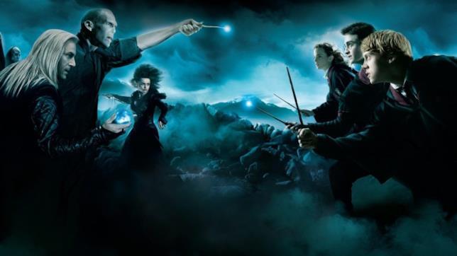 I personaggi della saga Harry Potter