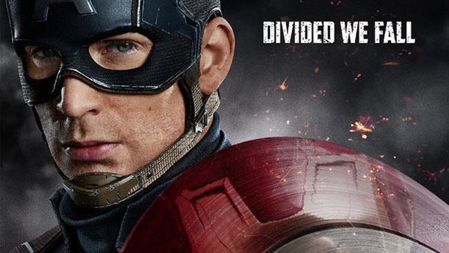 Steve Rogers in Civil War