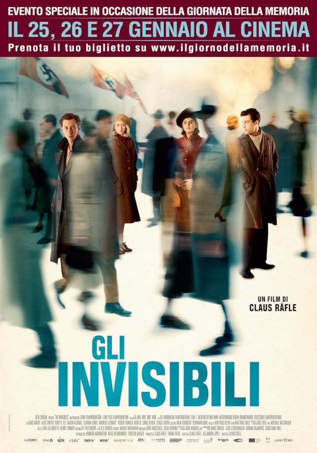 manifesto Gli Invisibili