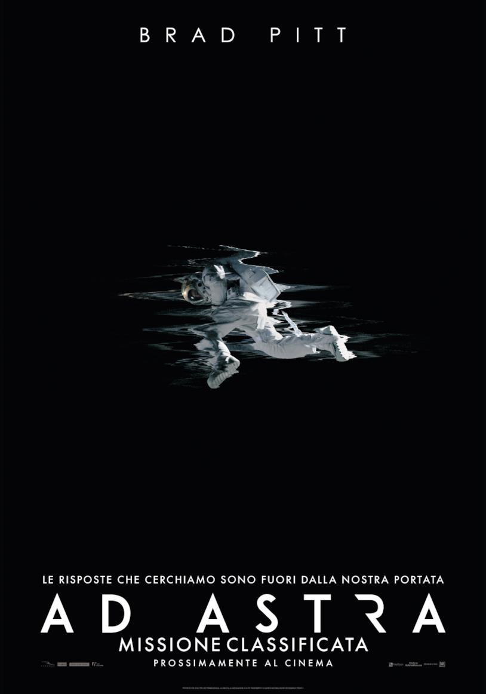 Poster italiano di Ad Astra - Missione classificata