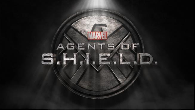Il logo di Marvel's Agents of S.H.I.E.L.D.
