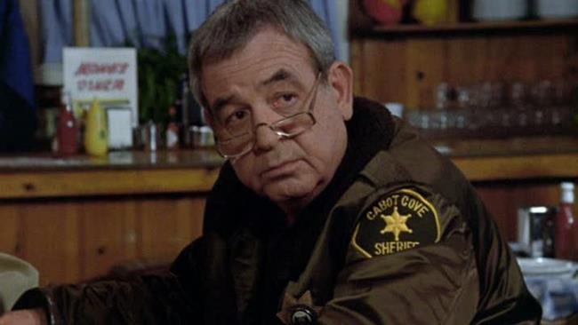Amos Tupper alias Tom Bosley in La Signora in Giallo