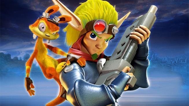 Un primo piano per Jak e Daxter, gli eroi di Naughty Dog