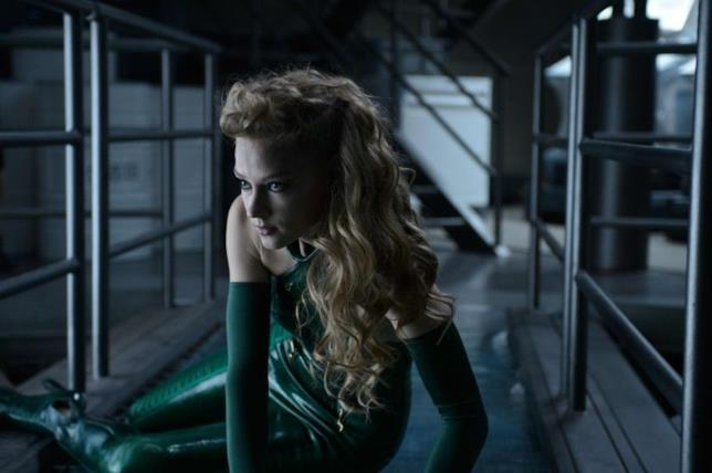 Ophelia Sarkissian / Viper nel film
