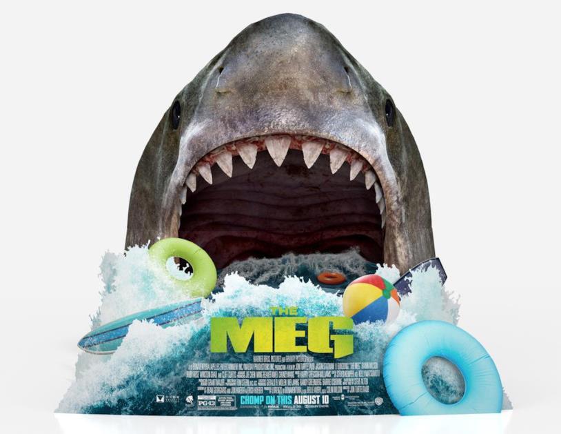 Shark - Il primo squalo, poster