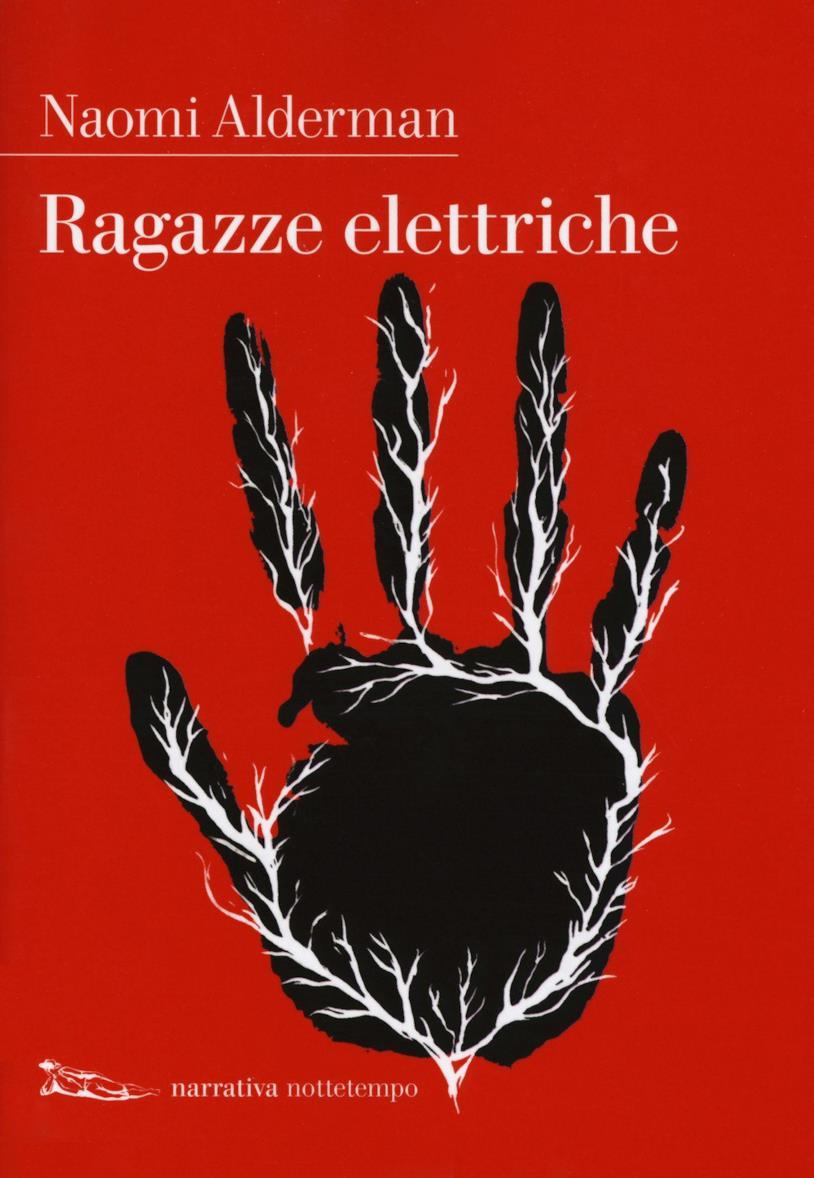 La copertina italiana di Ragazze elettriche