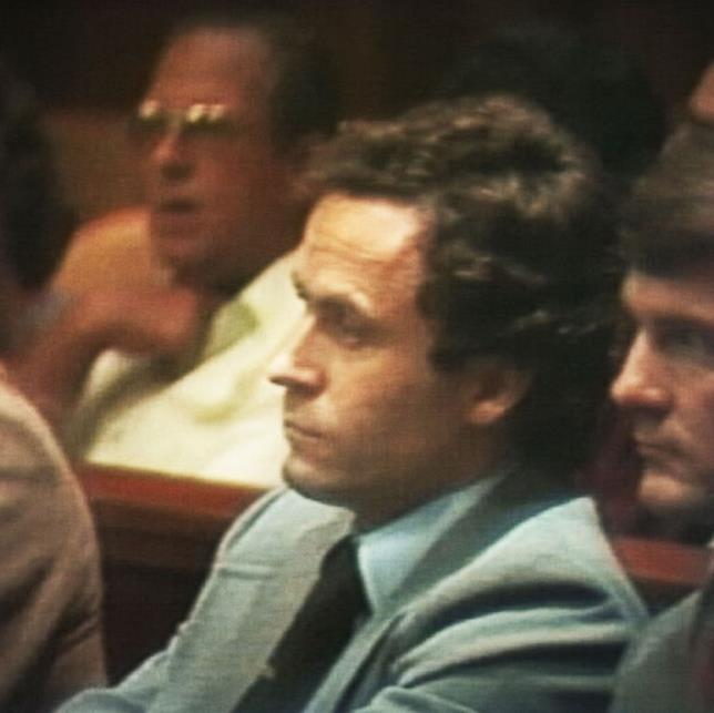 Il serial killer Ted Bundy