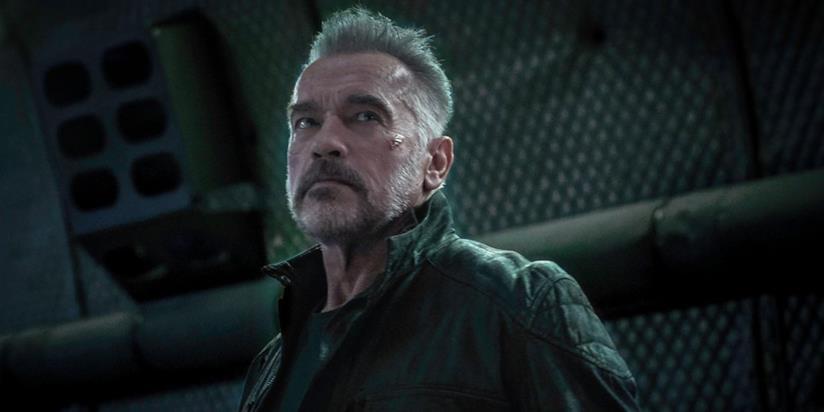 Arnold Schwarzenegger nel trailer di Terminator: Destino Oscuro