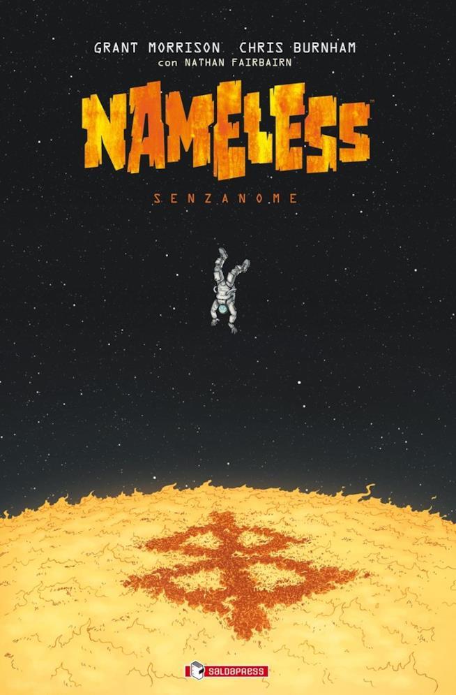 Copertina del volume Nameless