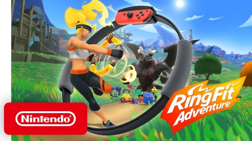 Ring Fit Adventure Nintendo