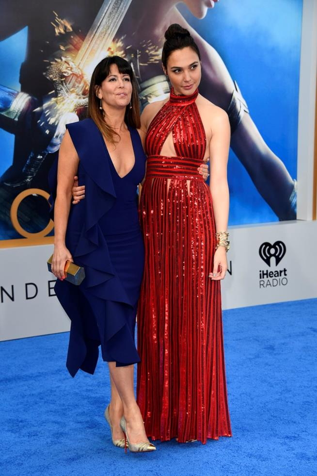 Wonder Woman: Patty Jenkins e Gal Gadot