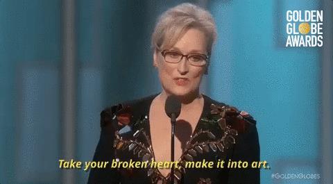 Meryl Streep ricorda Carrie Fisher