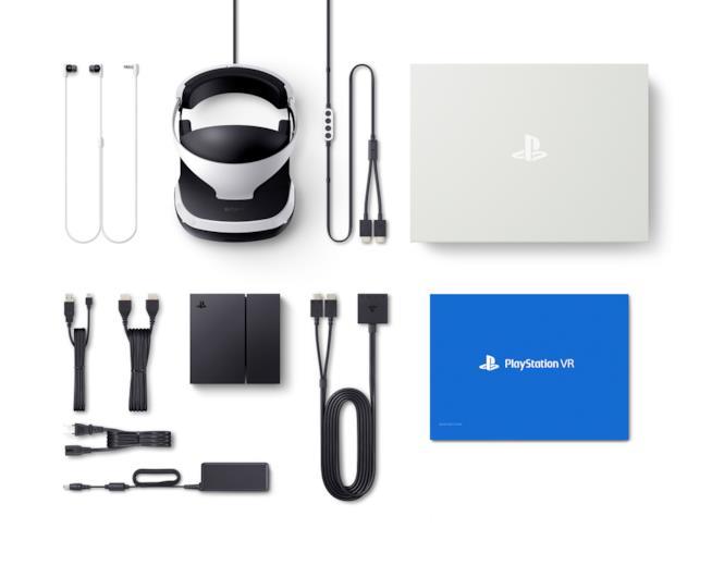 PlayStation VR in uscita ad ottobre