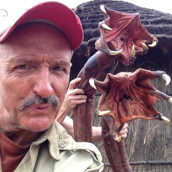Michael Gross e l'agguato graboide sul set di Tremors 5