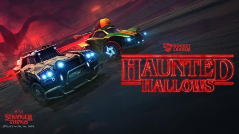 Haunted Hallows è il nuovo evento di Rocket League per Halloween