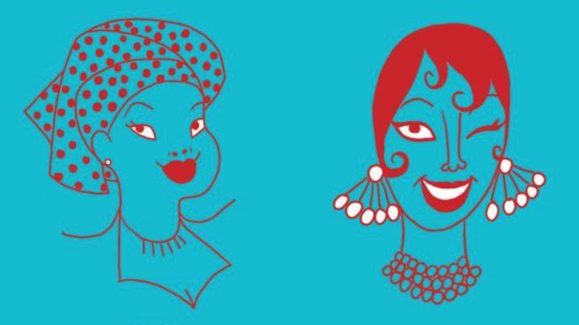La copertina del fumetto dedicato alle donne