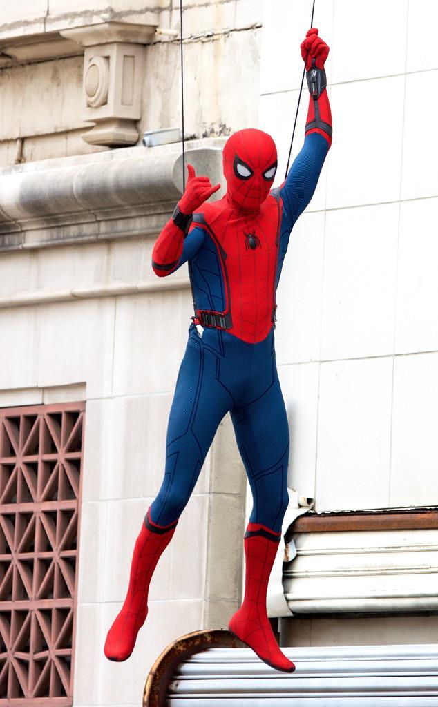 Il costume di Spider-Man: Homecoming