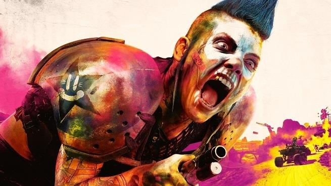 Il colorato mondo post-apocalittico di RAGE 2