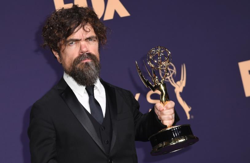 Peter Dinklage agli Emmy 2019