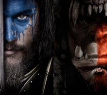 La cover art ufficiale di Warcraft - L'inizio