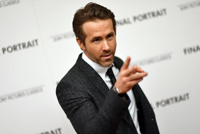 Ryan Reynolds alla prima di Final Portrait