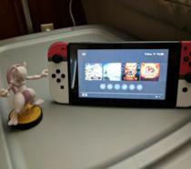 Il Nintendo Switch a tema Pokémon