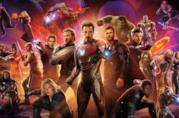Il poster ufficiale di Avengers: Infinity War